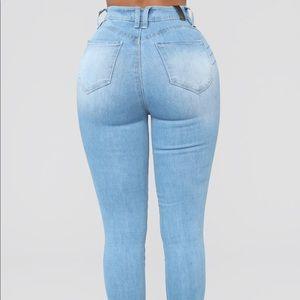 Fashion Nova Jeans - High Rise Jeans